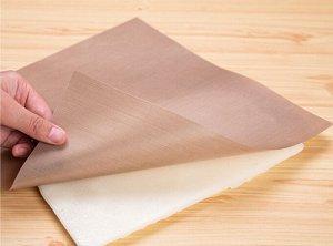 Антипригарный многоразовый коврик для выпечки 40х30см