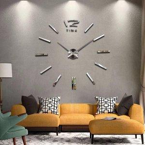 "Большие настенные часы ""Time"" (0294)"