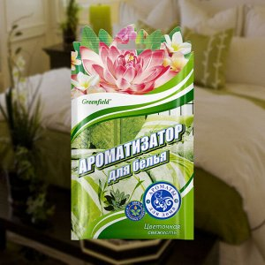 """Ароматизатор для белья """"Цветочная свежесть"""" (1091)"""