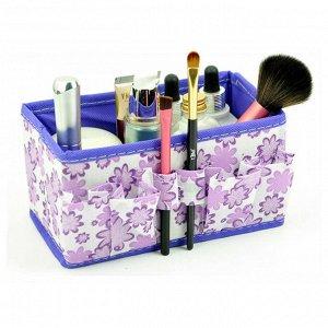 Органайзер для хранения косметики Фиолетовый