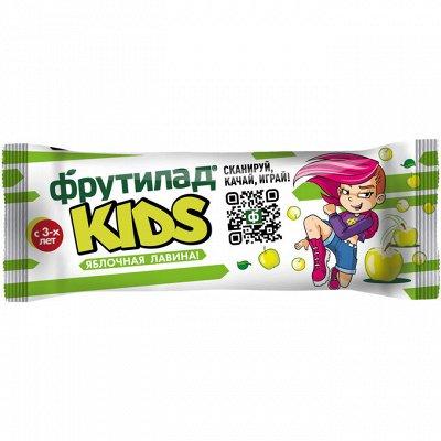 Фруктовая энергия. Батончики, орехи, мюсли. Новые вкусы !    — Новинки! Детские батончики — Батончики, снэки