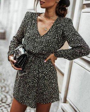Платье Принт отличается, реальное фото ниже!! 42 на ОГ 88 44 на ОГ 98