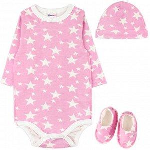 Комплект для фотосессии интерлок 6194205203 для новорожденного
