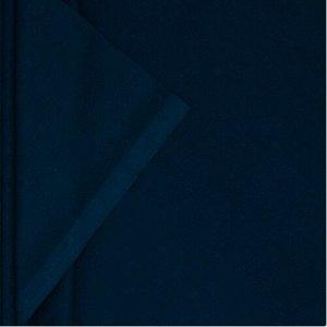 Ткань поплин гладкокрашеный 115 гр/м2 220 см цвет индиго