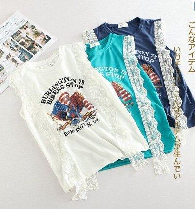 Любимый STOCK! Женская, подростковая одежда со скидкой. NEW — Всё от 300 до 399 р.! — Блузы