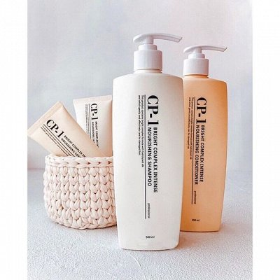 KOREA BEAUTY. Электрические, очищающие массажоры WellDerma. — Esthetic House CP-1 Профессиональный уход для волос — Для волос