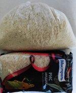 Рис Индика белый длиннозерновой