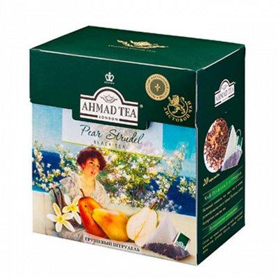 Бондюэль по вкусной цене — ЧАЙ Ahmad Tea — Чай