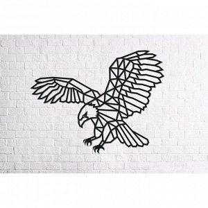 Деревянный интерьерный пазл «Орел»