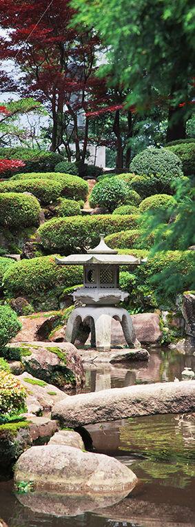 Фотообои Японский сад