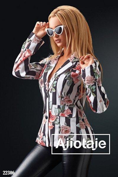 AJIOTAJE Яркое лето 2021 🌺 женская одежда — Пиджаки и жакеты