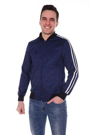 """Бильярд Куртка """"Бильярд"""". Трикотаж - Экозамша. Размеры 44- 58."""