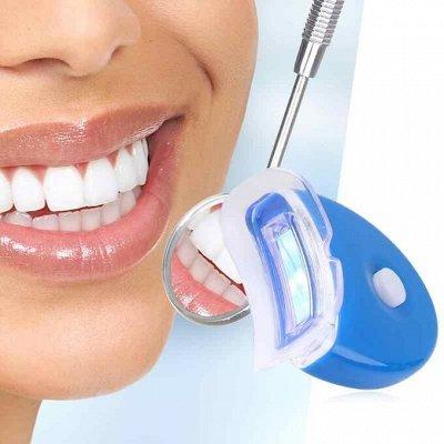 Уход за полостью рта с любимыми марками! 😍 Отбеливание зубов — Программы для отбеливания зубов (Полоски, капы) — Спреи и нити