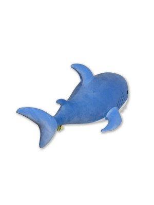 """Антистрессовая игрушка """"Акула"""" голубая"""