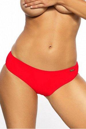 M 01 Купальные женские плавки-бикини (красный/red passion)