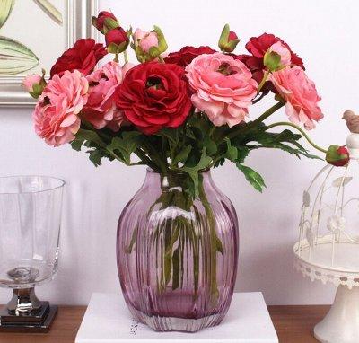 🌹Искусственные цветы для декора!🌸Родительский день🥀 — Супер Новинки! Декорируем дом! — Искусственные растения