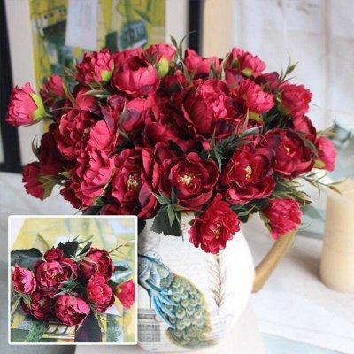 🌹Искусственные цветы для декора!🌸Родительский день🥀 — Цветы от 10 рублей  — Искусственные растения