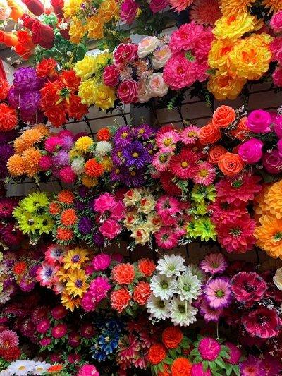 🌹Искусственные цветы для декора!🌸Родительский день🥀 — Огромный выбор! Приятная цена 17 рублей! — Искусственные растения