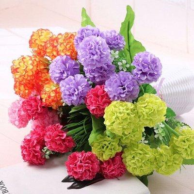 🌹Искусственные цветы для декора!🌸Родительский день🥀 — Хризантемы — Искусственные растения