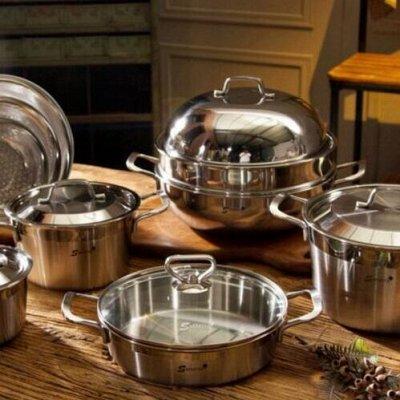 ✅ Happycall / Корейская посуда — ✅Серия S Master. Для всех видов плит ️ ️ ️