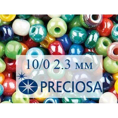 Океан бусин.      — Бисер Preciosa/1, размер 10/0 — Бисер и бусины