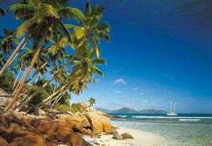 Фотообои Тропический залив
