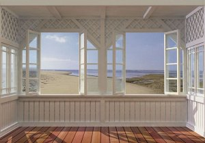 Фотообои Отель Bay View