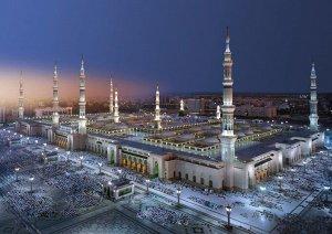 Фотообои Мечеть медины