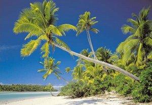 Фотообои Остров Кука