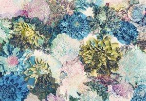 Фотообои Игривые цветы