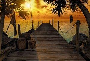 Фотообои Остров сокровищ