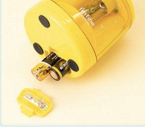 Точилка для карандашей электрическая на батарейках