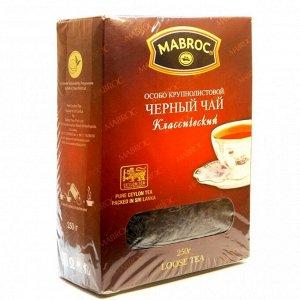 Чай Маброк Особо Крупнолистовой Классический 250 г