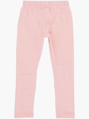 Бриджи (лосины) (98-116см) UD 4410(3)крем-розовый