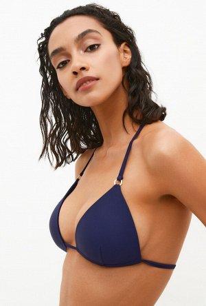 Бюстгальтер купальный жен.Push-Up Aisha темно-синий