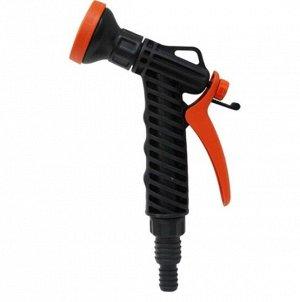 Пистолет-распылитель душ ЖУК с фиксатором под коннектор