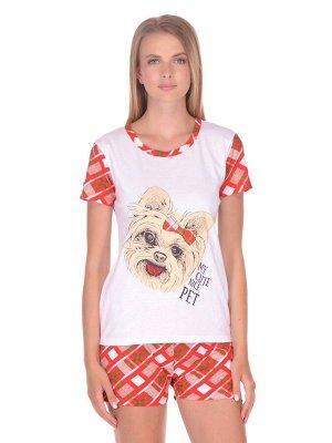 Пижама женская арт 70004-2