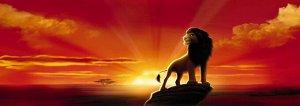 Фотообои Король Лев