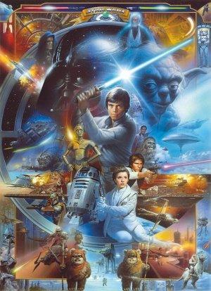 Фотообои Звездные воины Люк Скайуокер
