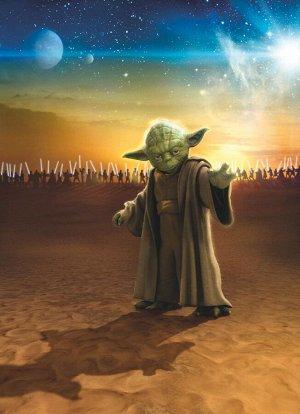 Фотообои Звездные воины - Мастер Йода