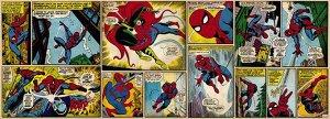 Фотообои Комиксы Человек-Паук