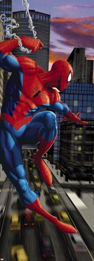 Фотообои Человек-паук в Нью-Йорке