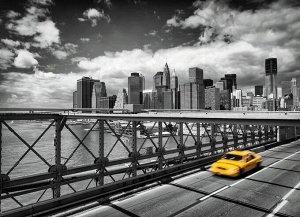 Фотообои Такси в Бруклин