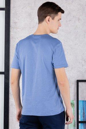 Брюки              5.9104-синий