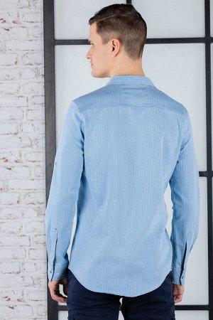 рубашка              17.2509-MAVI