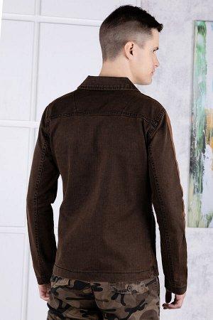 Пиджак джинсовый              17.5018-VIZON