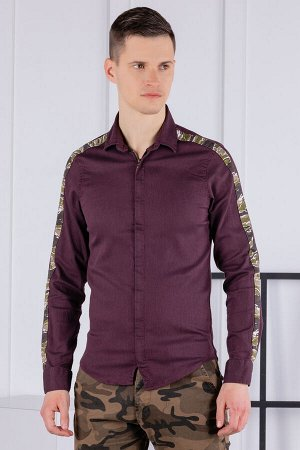 рубашка              17.2240-BORDO