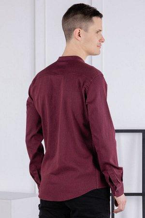 рубашка              17.2076-BORDO