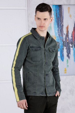 Пиджак джинсовый              17.5018-HARDAL