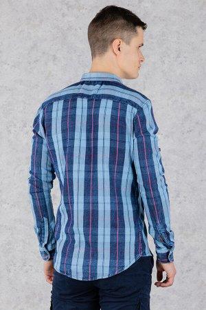 рубашка              17.2080-MAVI